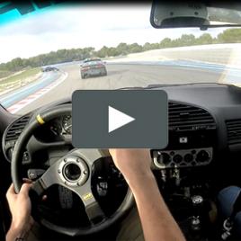 Vidéo embarquée dans la voiture