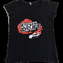 Tee-shirt Xtrem Drift –  Femme