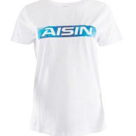 T-SHIRT AISIN Lifestyle Blanc – Femme