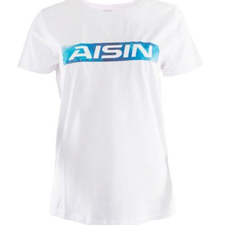 TSHIRT AISIN BLANC FEMME RECTO